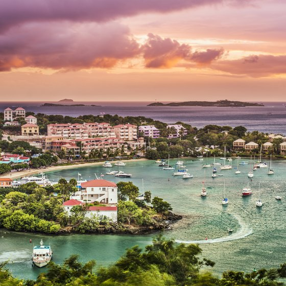 How to Travel to the US Virgin Islands in October