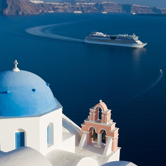 Where Do Mediterranean Cruises Go
