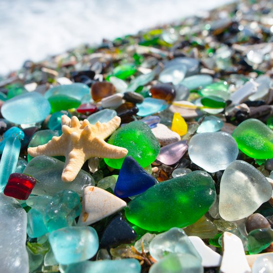 How to Search for Sea Glass on Delaware Beaches