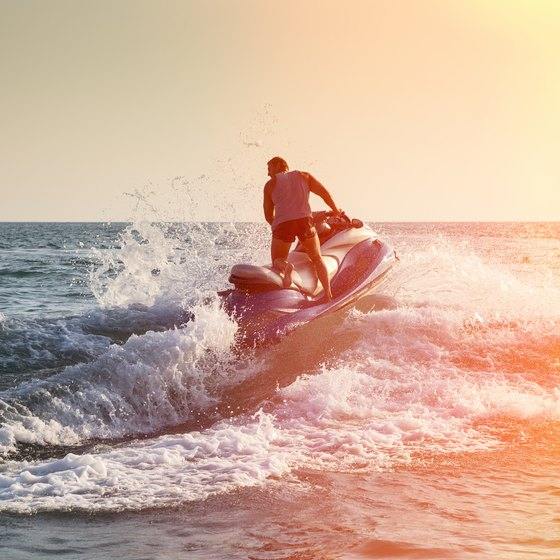 What To Look For in a Used Jet Ski