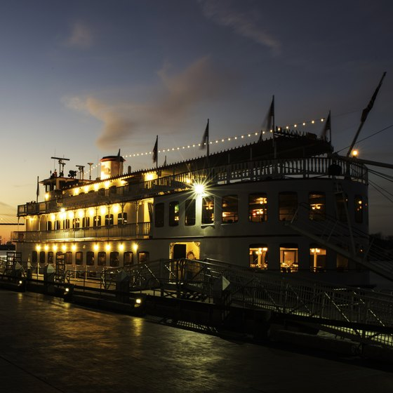 Riverboat Cruises on the Susquehanna River in Pennsylvania