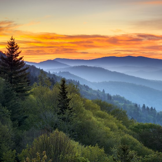 Places to Visit Around Smoky Mountains Tennessee