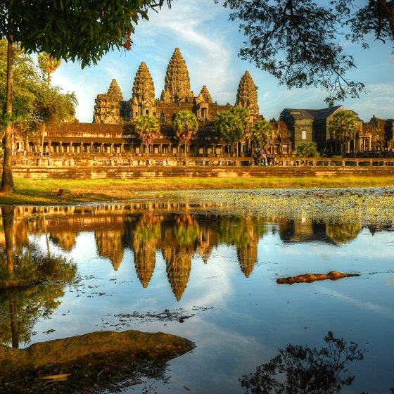 Facts About Angkor Wat in Cambodia