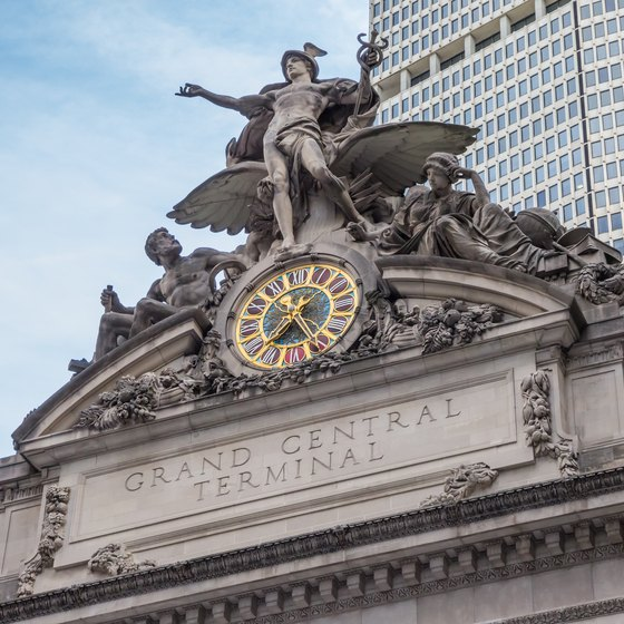 How to Get From Grand Central Station to Penn Station