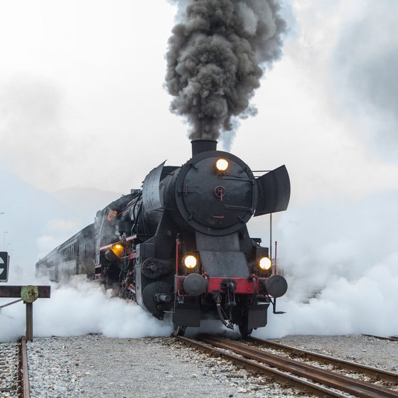Illinois Steam Train Tours