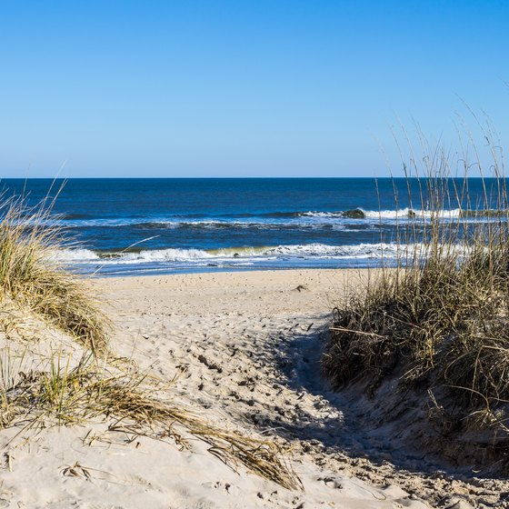 Closest Beaches to Stafford, Virginia