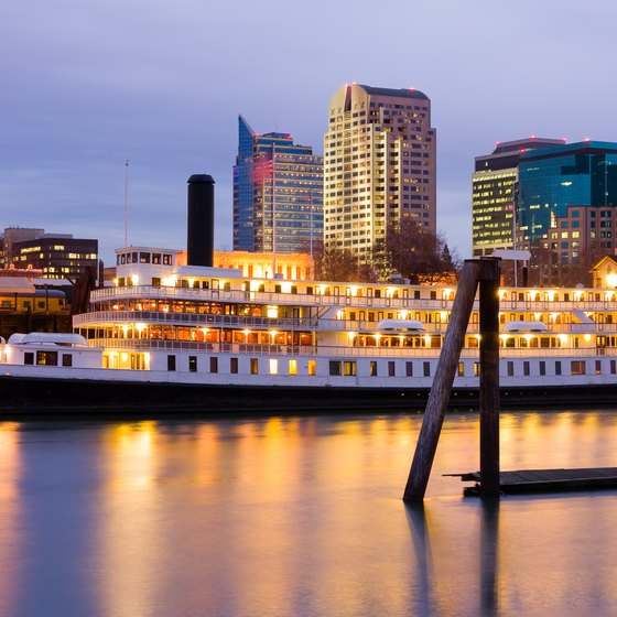 Sacramento Riverboat Cruises