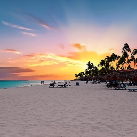 All-Inclusive Family Resorts in Aruba