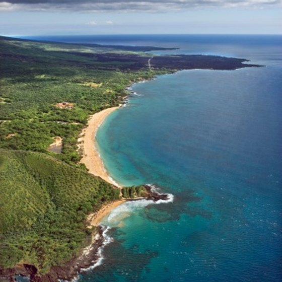 The Makena area is home to some of Maui's best paddling, snorkeling and beaches.