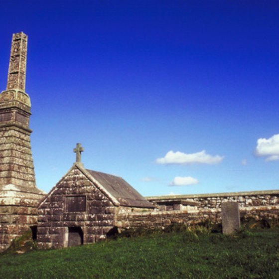 More than a million visitors make pilgrimages to Ireland's religious sites each year.