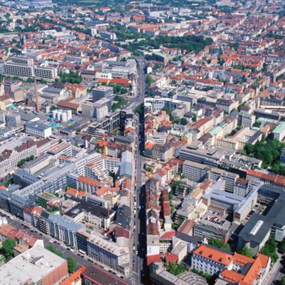 Munich is one of Germany's most visited cities.