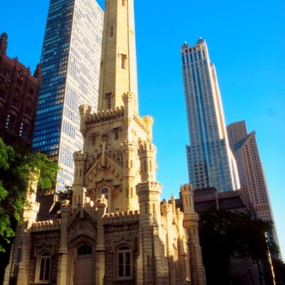 Italian Restaurants In Magnificent Mile Chicago Il Usa Today