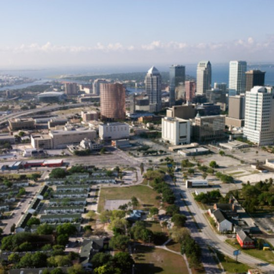 Tampa Bay is one of Florida's biggest tourism spots.