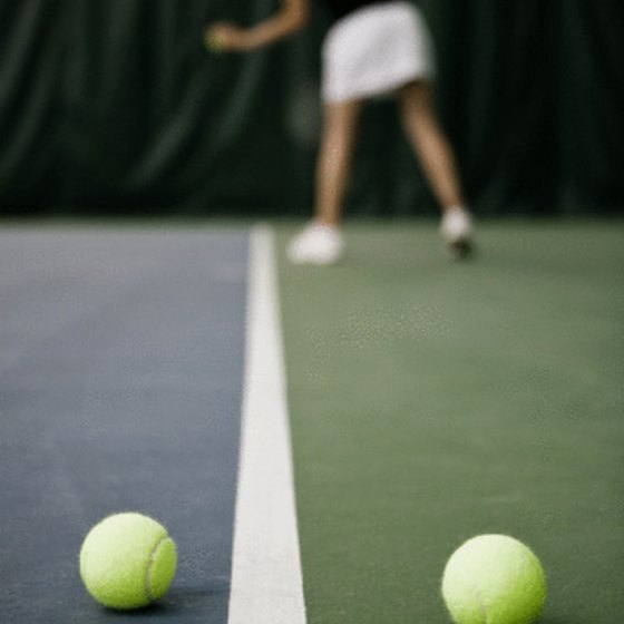 Buford's parks offer recreational facilities such as tennis courts.