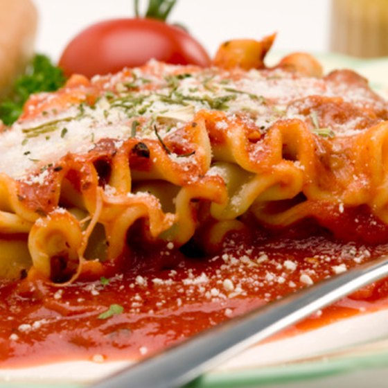 Enjoy an Italian meal while dining in the city of Wheeling, West Virginia.