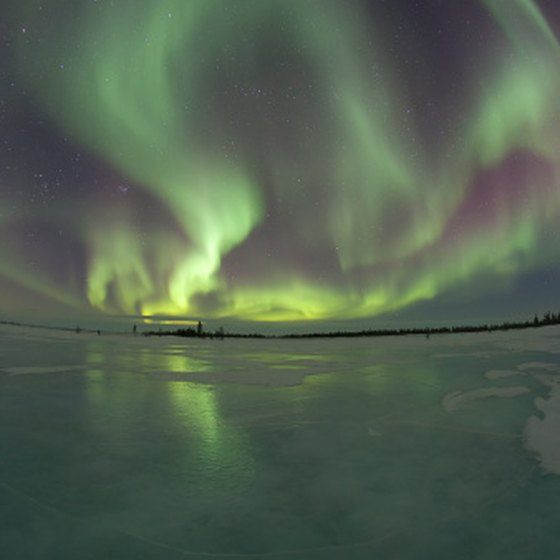 Best Time To See Northern Lights In Alaska 2020 Alaska Cruises to See the Northern Lights | USA Today