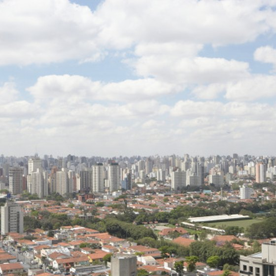 Sao Paulo is a vast city with multicultural neighborhoods and exciting nightlife.
