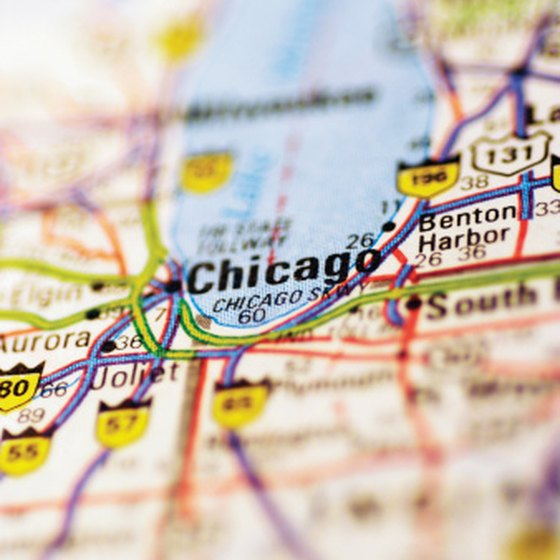 Chicago Midway International Airport is located on the city's southwest side.