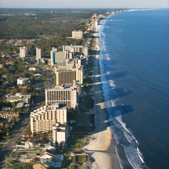 Affordable Motels In Myrtle Beach South Carolina