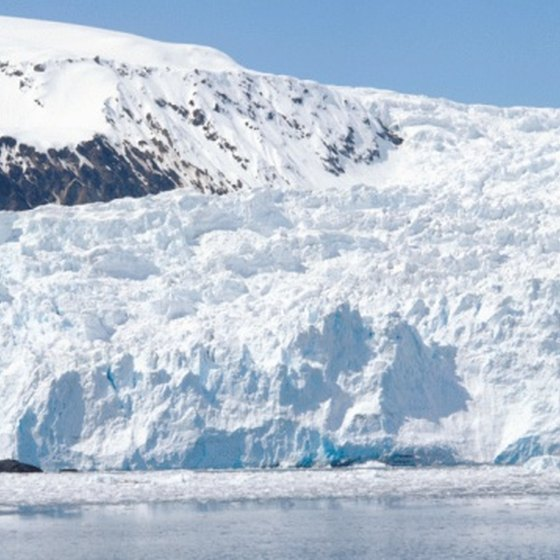 View glaciers along Alaska's Inside Passage on a cruise.