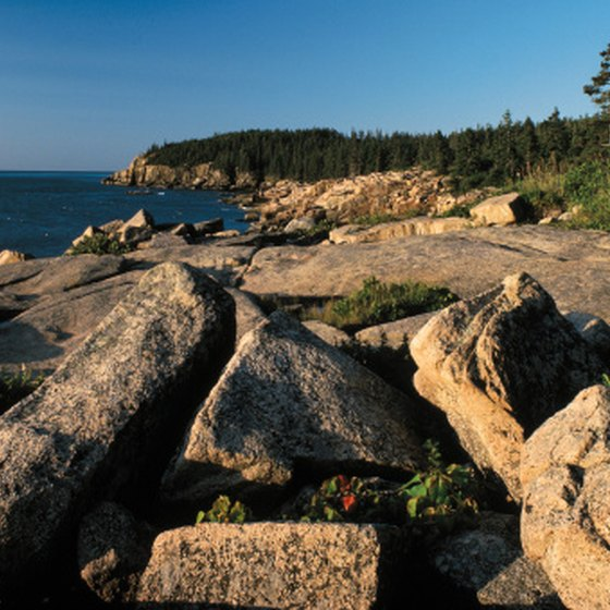 Coastal walks in southern Maine offer vistas like this one in Acadia National Park.
