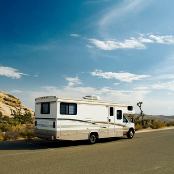 California offers RV travelers numerous long-term facilities.