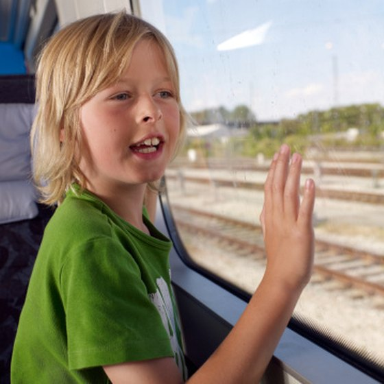 Traveling to Miami by train provides a unique experience for your family.