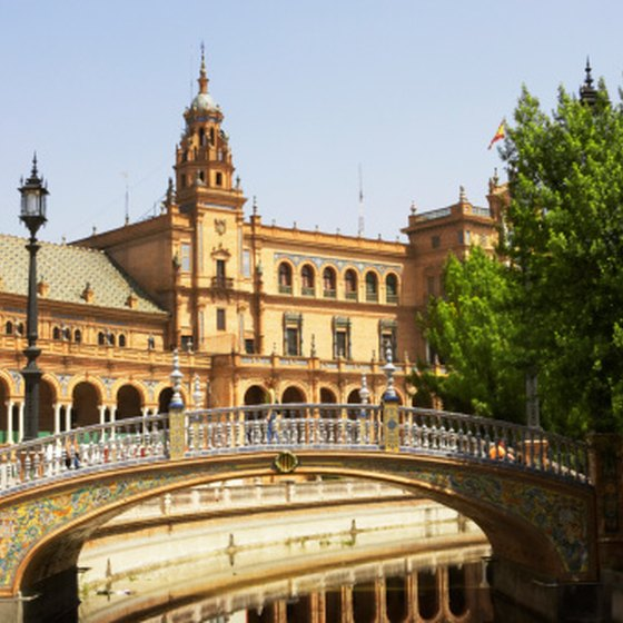Travelers from Lisbon to Seville have multiple options.
