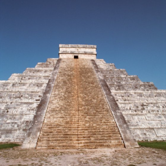 "Chichen Itza is a UNESCO World Heritage Site and one of the ""new"" seven wonders of the world."