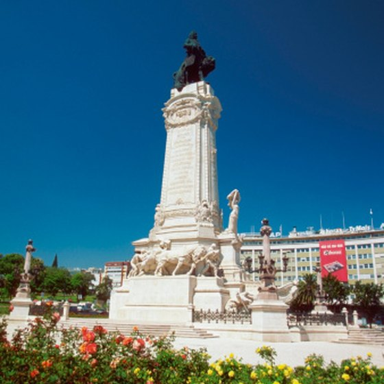 Lisbon is a short hop to Madrid by air.