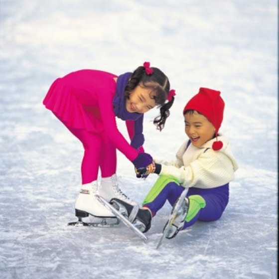 San Jose features a handful of ice skating facilities that offer public skating.