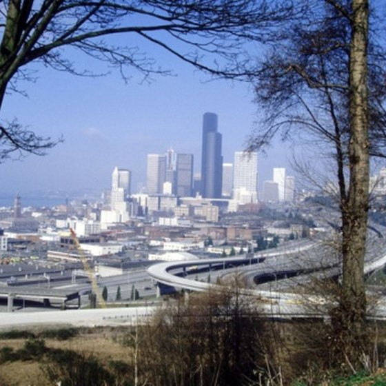 How To Travel Between Vancouver B C Seattle Washington