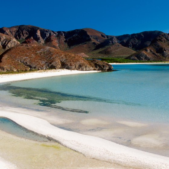You are likely to find a beach that suits your tastes on Mexico's Baja Peninsula.