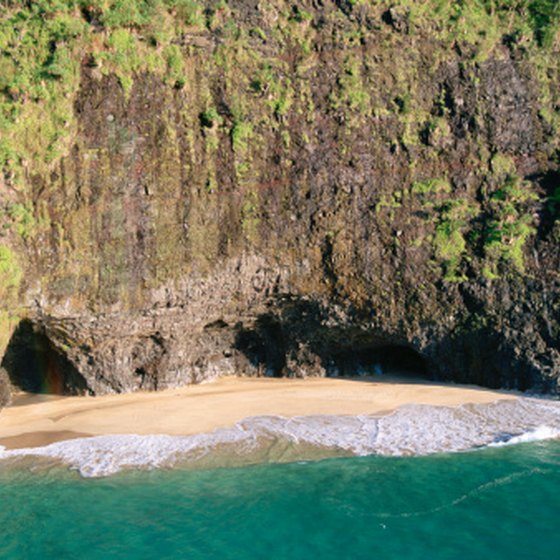 Kauai Beaches: What Are The Most Lush & Secluded Beaches In Kauai, Hawaii