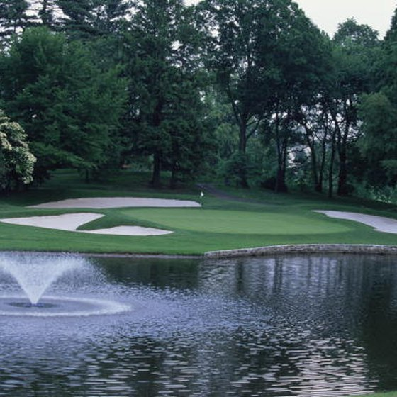 Scarsdale's Quaker Ridge Golf Club has received kudos from many successful golfers.