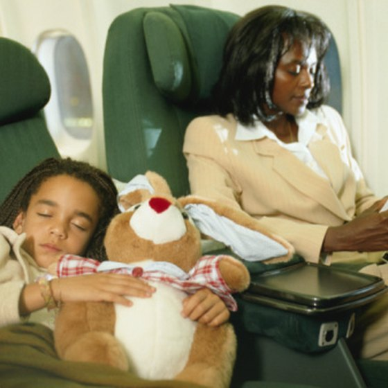 Make sure your child has more that just her favorite stuffed animal when crossing the border into Canada.