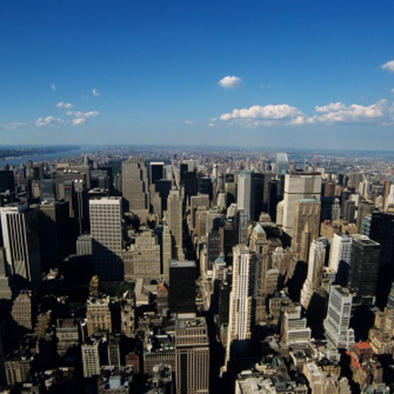 Tour New York City's five boroughs.