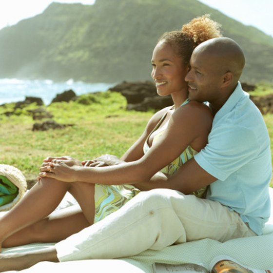 Hawaii is one of the world's most romantic honeymoon destinations.