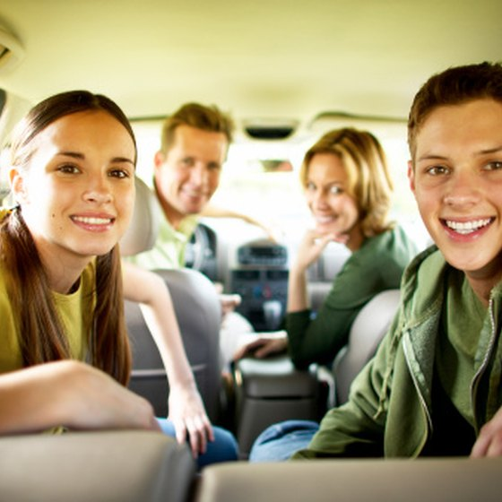 Before you load up for your family vacation, include some activities for your teens.