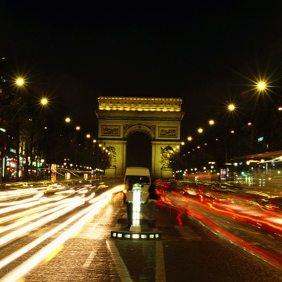 Venture out to explore nighttime Paris with a tour that starts at your hotel.