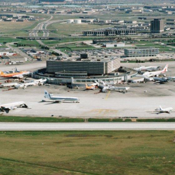 Toronto's Pearson Airport is Canada's busiest hub.