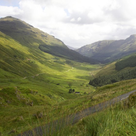 What is a Good Time to Travel to Scotland