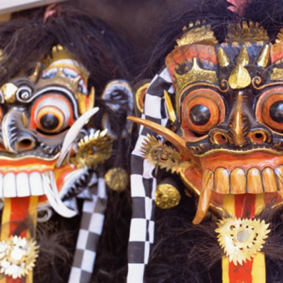 Bali is a mostly-Hindu island with many cultural and religious sights to see.