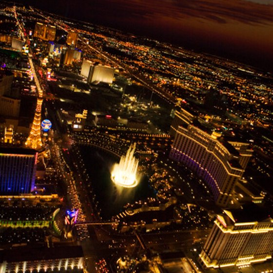 Famed as it is for glitz and mass appeal, Las Vegas also hosts a number of fine dining establishments.