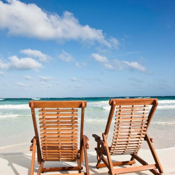 While in the Mayan Riviera, feel free to not partake in any activity other than the beach and a cold drink.