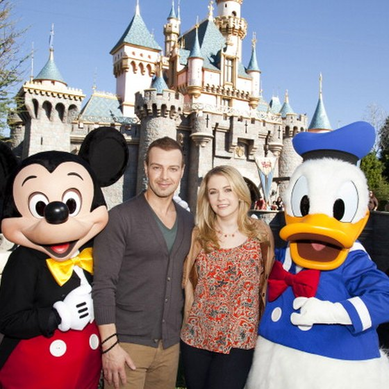 The least expensive time to visit Disneyland varies based on the special offers available.
