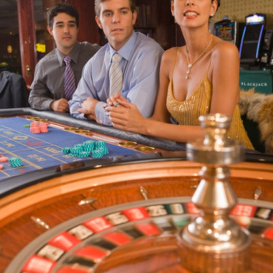 Casino resorts in Florida are near beaches and other attractions.