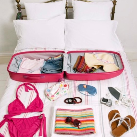 Pack for Hawaii with baggage allowances in mind.