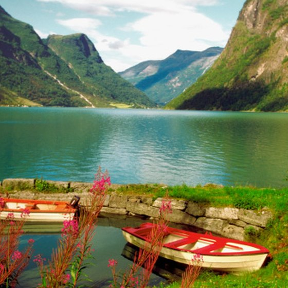 River Cruises in Norway