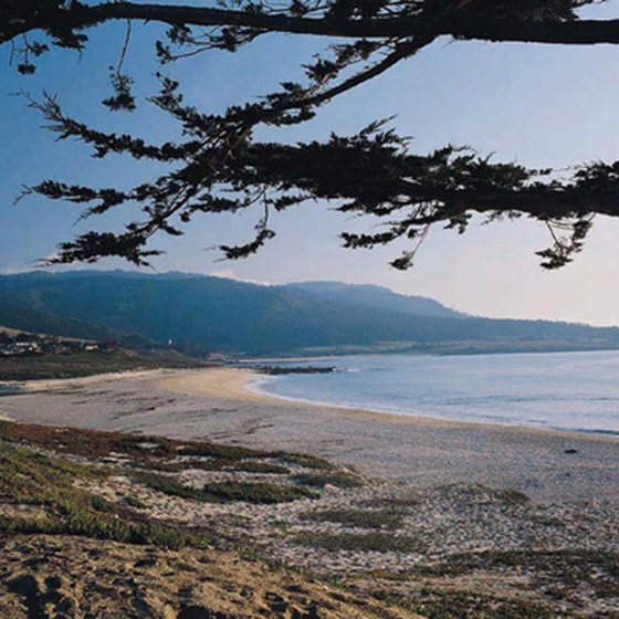 Carmel-by-the-Sea is along the scenic California coast.